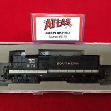48059 Atlas N Scale GP- Southern Fe Engine NIB