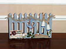 NAUTICAL FENCE ACCESSORY FOR BYERS CHOICE ~ Terrific w/carolers