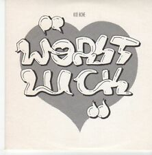 (EB691) Kid Acne, Worst Luck - 2007 DJ CD