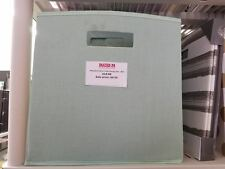7 Pillowfort Fabric Cube Storage Bin - Mint - New in package