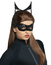 Dark knight rises costume accessory, femme catwoman perruque