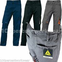 Delta Plus Panoply MACH2 M2PAN Mens Work Trousers Pants Cargo Combat Knee Pocket