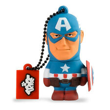 Captain America Officially Licenced Tribe 8GB USB Flash Drive BRAND NEW IN BOX