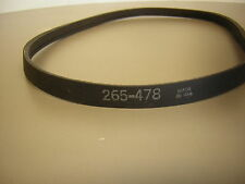 NEW  Stens Toro Wheel Horse snow blower belt 265-478 Made in USA