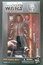 "Darth Maul Star wars the Black Series 6"" Action Figure NEW IN BOX Bootleg $Save$"