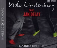 Single-CD-Udo Lindenberg feat. Jan Delay-Reeperbahn 2011 (what it 's like)