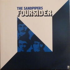 "12"" DLP The Sandpipers Foursider (La Mer, Yesterday) A&M 70`s"