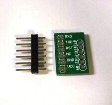 Breakout Board and Pins for SKM53 Skylab GPS Module