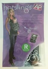 NWT Hotsling adjustable pouch baby sling baby carrier hands free sling
