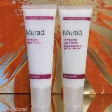 *COMBO* MURAD PERFECTING NIGHT & PERFECTING DAY CREAM 1.7oz NEW NO BOX!!!