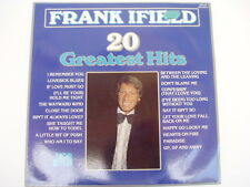 Frank Ifield  - 20 Greatest Hits - LP record