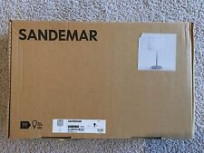 IKEA SANDEMAR TABLE LAMP - Natural White