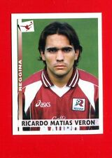 CALCIATORI Panini 2000-2001 - Figurina-sticker n. 325 - VERON -REGGINA-New
