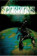 SCORPIONS DVD - A SAVAGE CRAZY WORLD (New & Sealed)