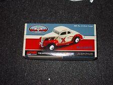 LIONEL / NASCAR - Rex White 1940 A&R Amusement X Ford Coupe 1:24 Diecast
