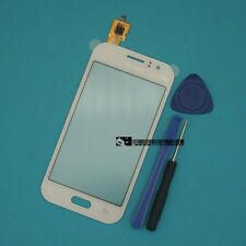 White touch screen digitizer glass replacement for the Samsung Ace J1 J110 J110F