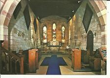 The Chancel , Church of St. Mary the Virgin , Holy Island