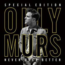 Olly Murs - Never Been Better (Special Edition) - CD + DVD