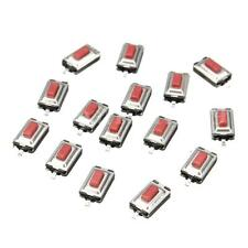 15pcs 2 Pin Momentary Tact Tactile Push Button SMD SMT Switch 3 x 6 x 2.5mm SS