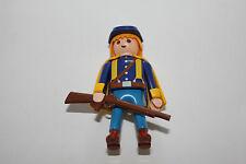 Playmobil Soldat  Nordstaaten 3811 ACW Kavalleri # 2