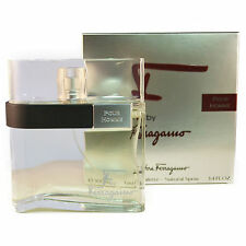 F by Ferragamo Pour Homme by Salvatore Ferragamo Eau de Toilette 3.4 oz Men