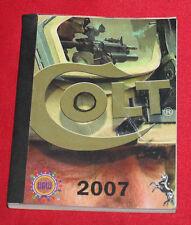 COLT Firearms Factory Union Booklet 2007