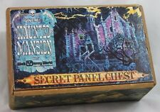 RARE Disney Haunted Mansion in Walt Disney World Secret Panel Chest Puzzle Box