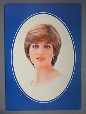 R&L Postcard: Lady Diana Spencer, DRG, Snowdon Photo