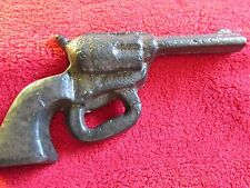GUN Beer pop Coke Pepsi BOTTLE OPENER ANTIQUE OLD STYLE HOME kitchen Bar guns