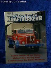 Historischer Kraftverkehr 5/06 Büssing 4000 IFA H6