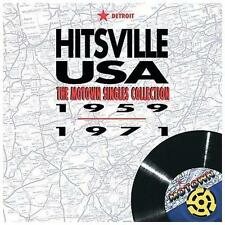 Hitsville USA, Vol. 1: The Motown Singles Collection 1959-1971  (4 CD Set)