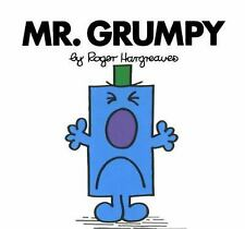 Mr. Grumpy (Mr. Men and Little Miss) Hargreaves, Roger Paperback