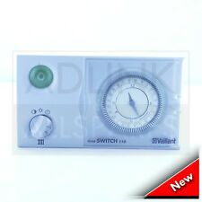 VAILLANT TURBOMAX PLUS TIME SWITCH 110 (24HR) 306741