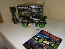 TRAXXAS KEN BLOCK 1/16 VXL FIESTA MONSTER ENERGY DC LIMITED EDITION