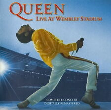Queen - Live At Wembley Stadium, 2 CD Parlophone Europe 2003
