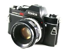 Konica Autoreflex TC 35mm SLR Film Camera & 52mm Lens