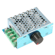40A PWM DC Motor Variable Speed transmission switch 7-60V universal