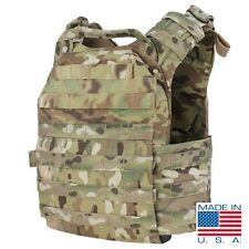 Condor US1020 MULTICAM Cyclone Lightweight Plate Carrier MOLLE Vest