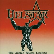 HELSTAR The James Rivera Legacy CD ( o18a ) US Power Metal 162276