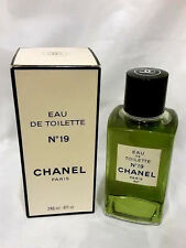 CHANEL NO.19 Perfume 8oz-246ml Eau de Toilette (Non-Spray) VINTAGE FORMULA (B8