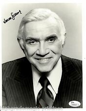 "LORNE GREENE BEN CARTWRIGHT ""BONANZA""(DECEASED) SIGNED JSA COA  #38938"