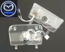 2XLED Door Laser Projector Logo Ghost Shadow Courtesy Light 2004--2015 Mazda 6