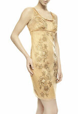 La Perla Limited Edition Lotus Pearl Abito Dress Платье Swarovski  Element It2