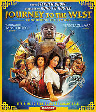 Journey to the West [Blu-ray], New DVDs