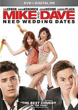 Mike and Dave Need Wedding Dates (DVD) Zac Efron+Adam Devine+Anna Kendrick *H@T*