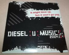 RARE: Deisel U Music 2004 CD New Unopened