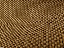 "TWEED BROWN & OLIVE FABRIC: COTTON BLEND, 56"" WIDE-REMNANT FABRIC BY THE YARD"