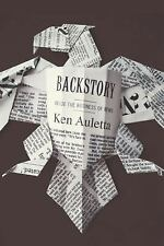 Backstory by Ken Auletta BRAND NEW HARDCOVER BOOK