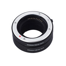 Macro AF Auto Focus Extension Tube 10mm 16mm Set DG For Sony NEX E-mout