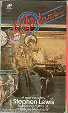 The Regulars by Stephen Lewis (Leisure Books, USA paperback 1980)